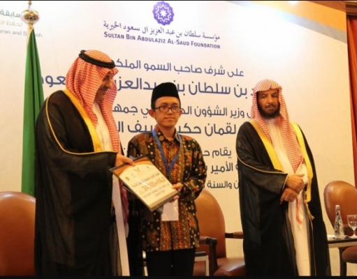 MHQH Tingkat ASEAN-Pasifik 2018 Dimenangkan Indonesia