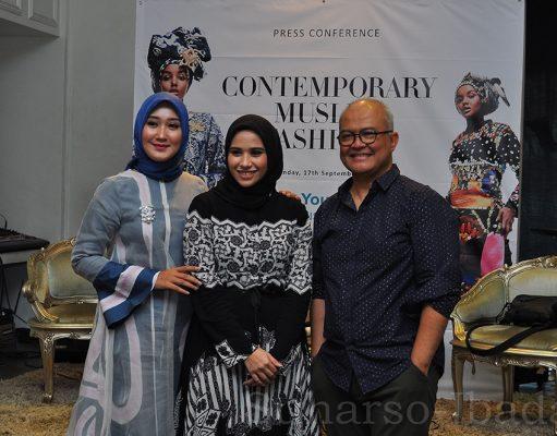 6 Desainer Kenamaan Indonesia Ikuti Pameran Contemporary Muslim Fashion 2018