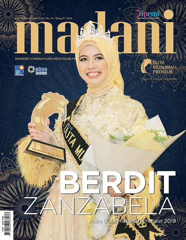 Cover Madani Mei