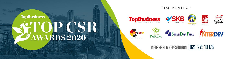 Iklan TOP CSR Awards