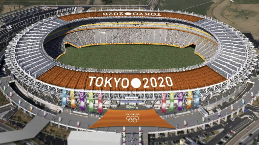 Olimpiade Tokyo 2020, Jepang Sediakan Fasilitas Ramah ...